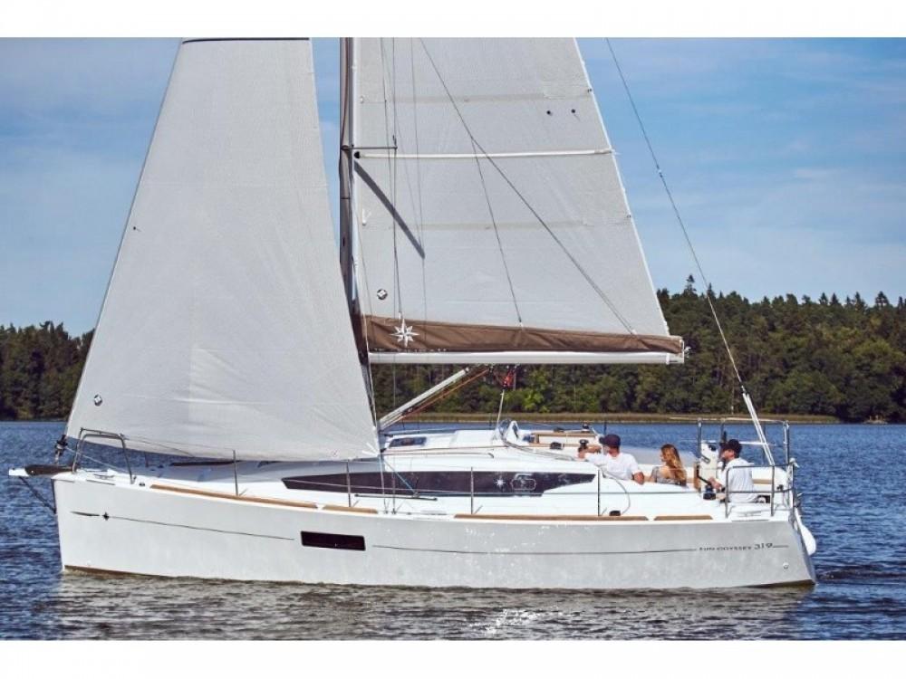 Verhuur Zeilboot in Follonica - Jeanneau Sun Odyssey 319