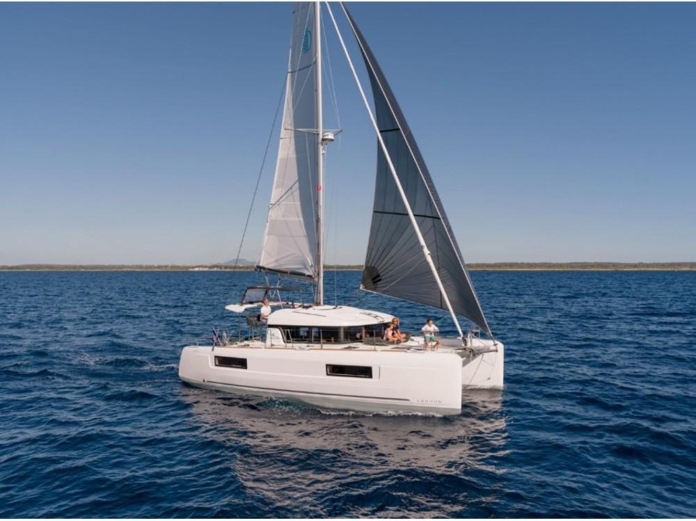 Lagoon Lagoon 40 te huur van particulier of professional in ACI Marina Split