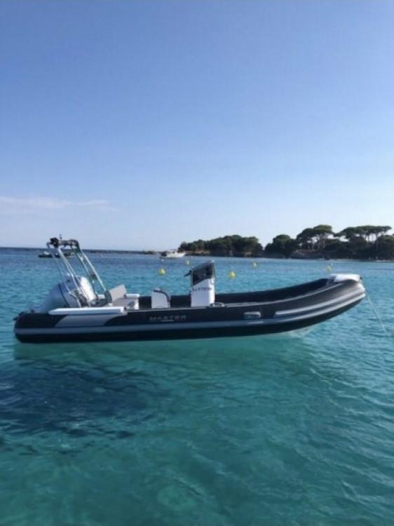 Verhuur Rubberboot in Porto-Vecchio - Master Gommoni Master 650