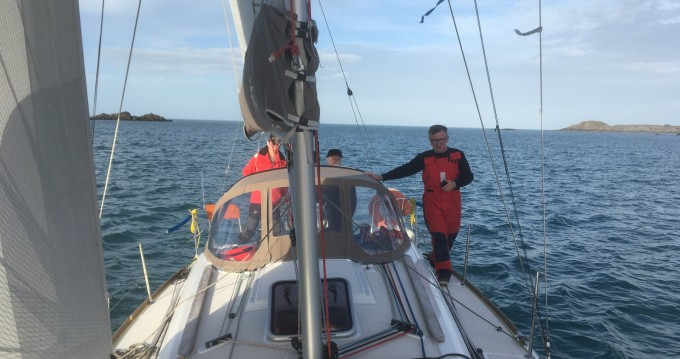 Louez un Jeanneau Sun Odyssey 33i Performance à Saint-Malo