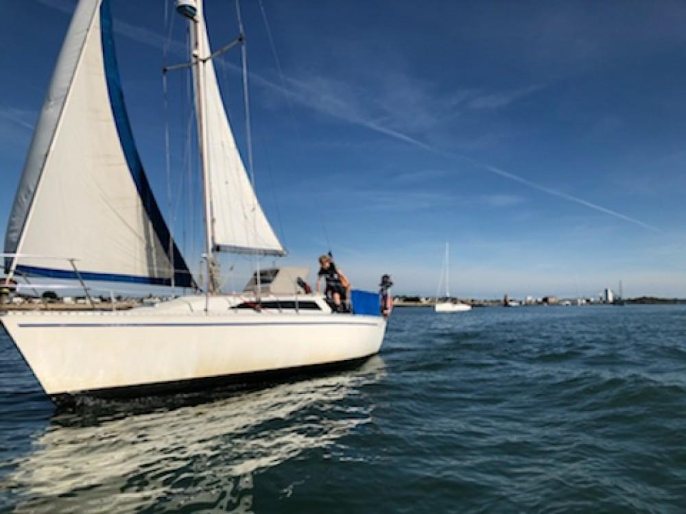 Location Voilier à Lorient - Gibert Marine Gib Sea 92