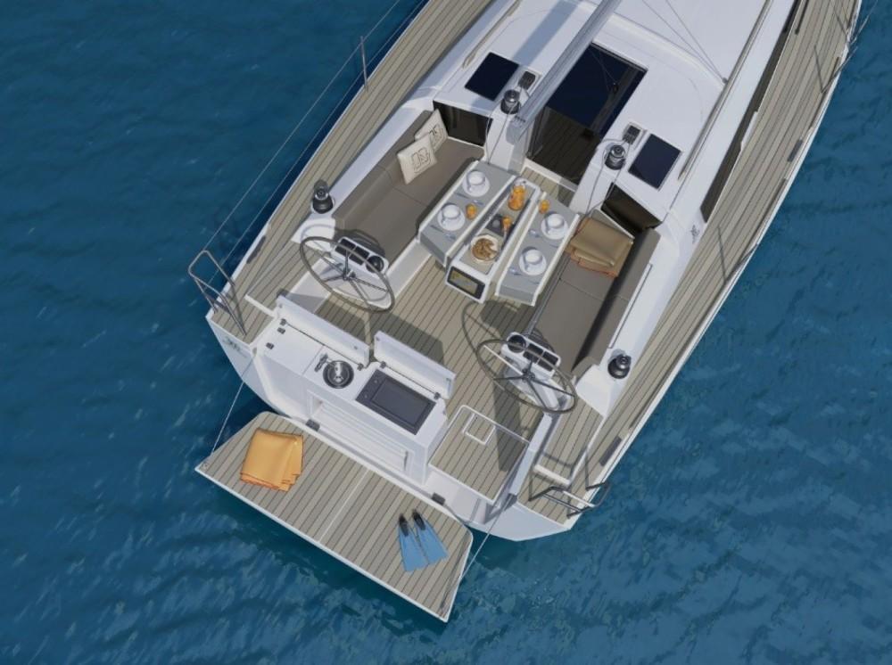 Verhuur Zeilboot in Saint-Mandrier-sur-Mer - Dufour Dufour 36