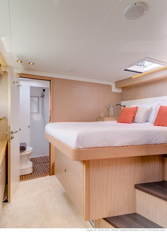 Verhuur Catamaran in Trogir - Lagoon Lagoon 52