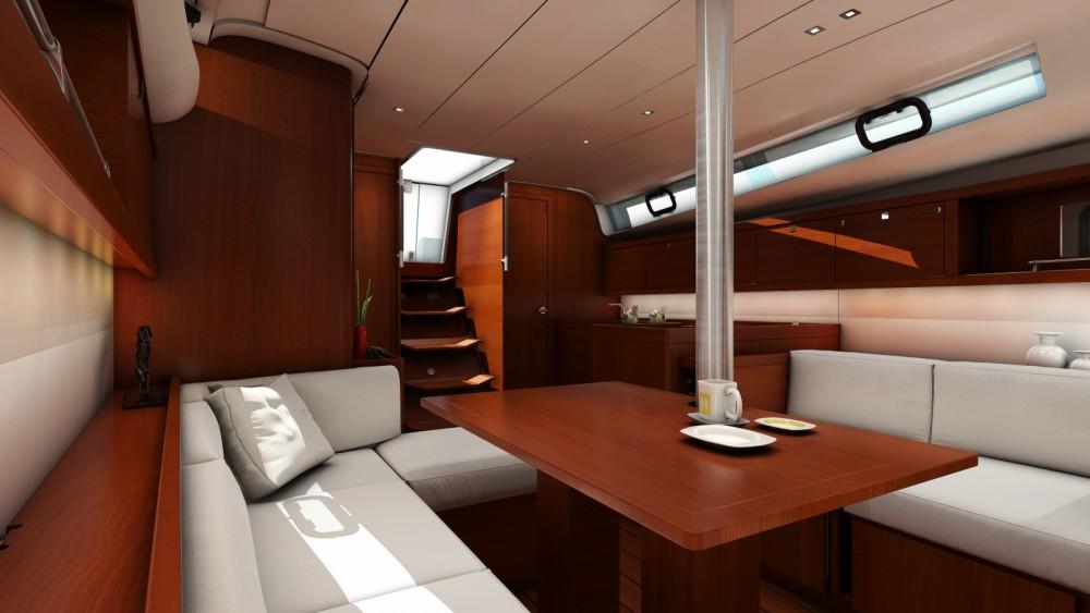Location bateau Bénéteau Oceanis 41.1 à Cos sur Samboat