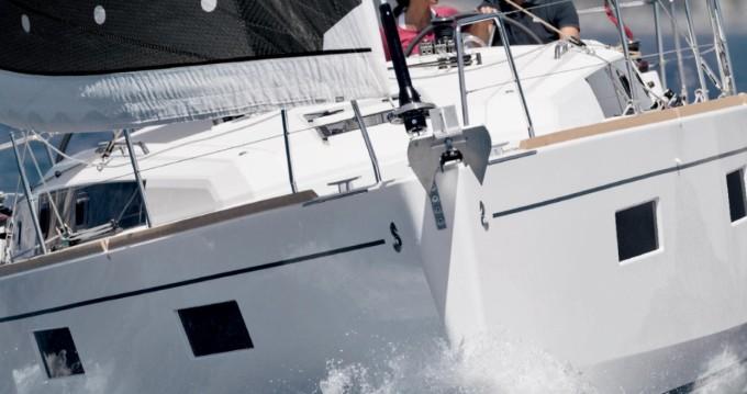 Yacht-Charter in Korfu - Bénéteau Oceanis 38 auf SamBoat