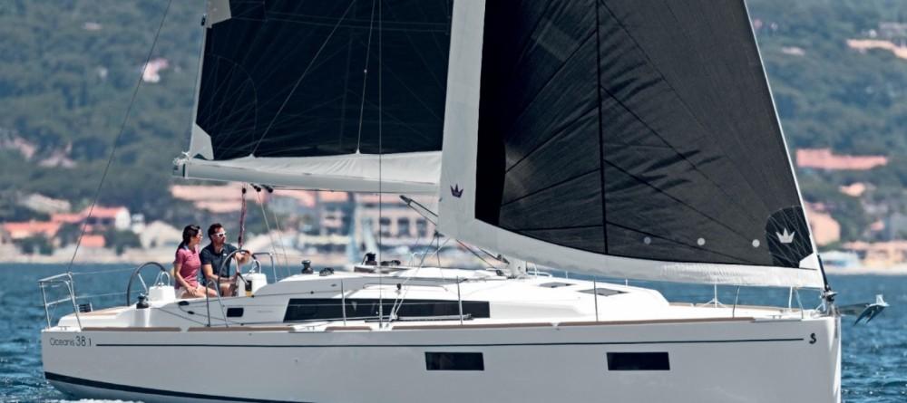 Jachthuur in Korfoe - Bénéteau Oceanis 38 via SamBoat