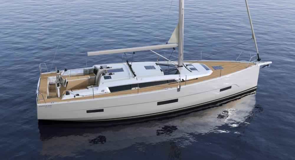 Verhuur Zeilboot in Trogir - Dufour Dufour 430