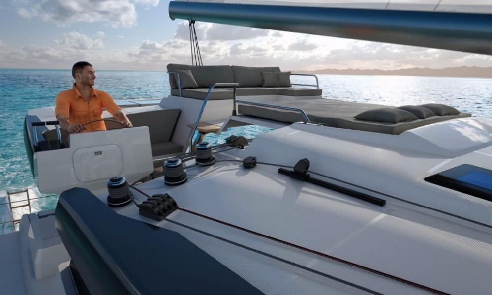 Huur Catamaran met of zonder schipper Fountaine Pajot in Baie Sainte Anne