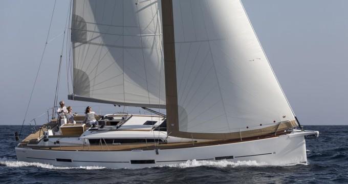 Location bateau Stockholm pas cher Dufour 460