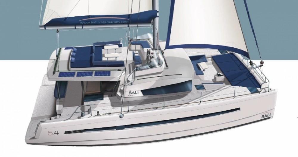 Bootsverleih Neapel günstig Bali 5.4 Luxe