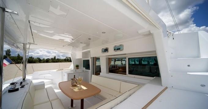 Location bateau Lagoon Lagoon 500 à Airlie Beach sur Samboat