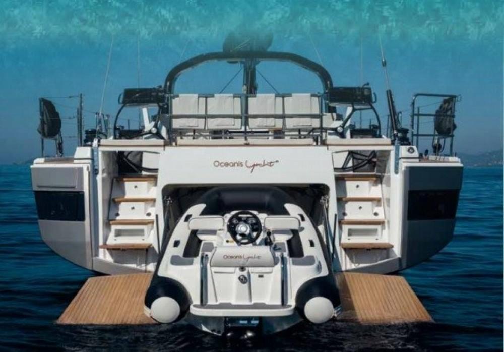 Bootverhuur Rhodos goedkoop Oceanis 62