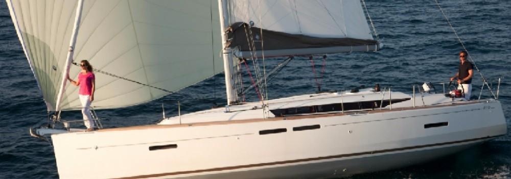 Jeanneau Sun Odyssey 419 te huur van particulier of professional in okres Martin