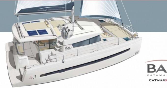 Bali Catamarans Bali 4.1 entre particuliers et professionnel à South Abaco
