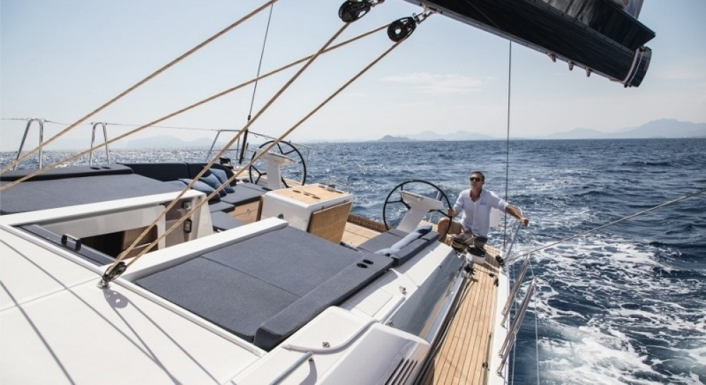 Verhuur Zeilboot in Λαύριο - Bénéteau Oceanis 51.1