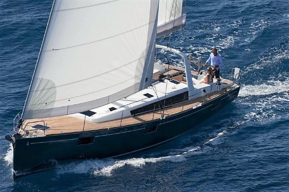Verhuur Zeilboot in Athene - Bénéteau Oceanis 48