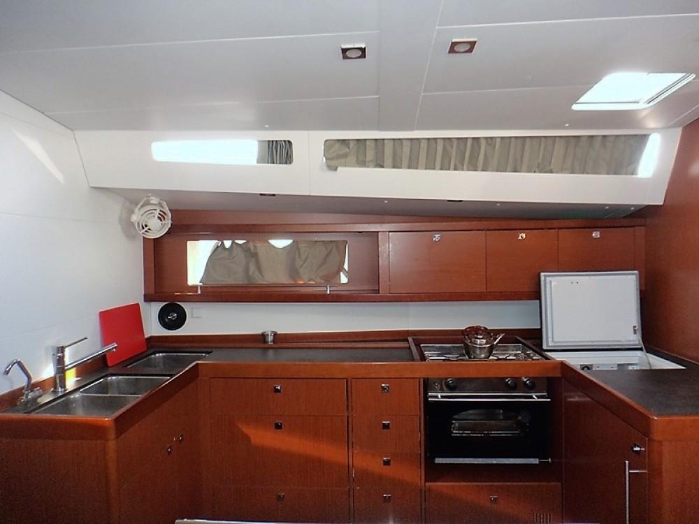 Bénéteau Oceanis 48 te huur van particulier of professional in Athene