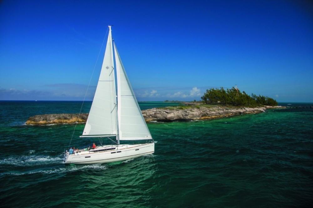 Jeanneau Sun Odyssey 479 entre particuliers et professionnel à Rhodes