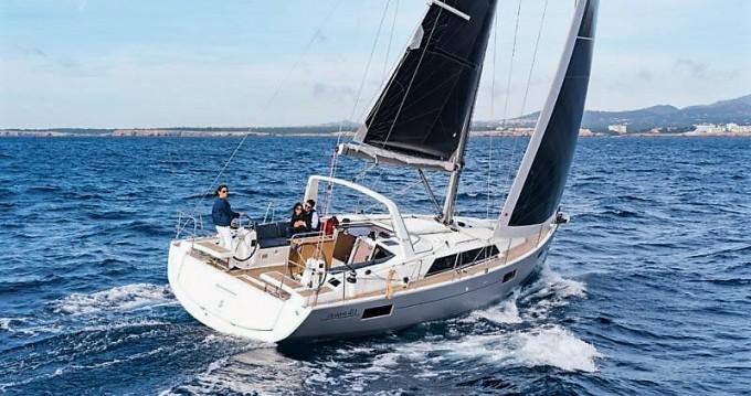 Location bateau Cos pas cher Oceanis 41.1