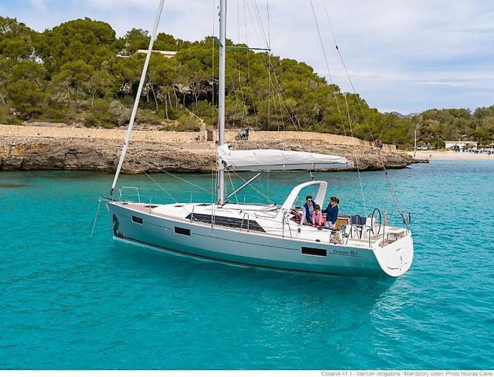 Location yacht à Cos - Bénéteau Oceanis 41.1 sur SamBoat