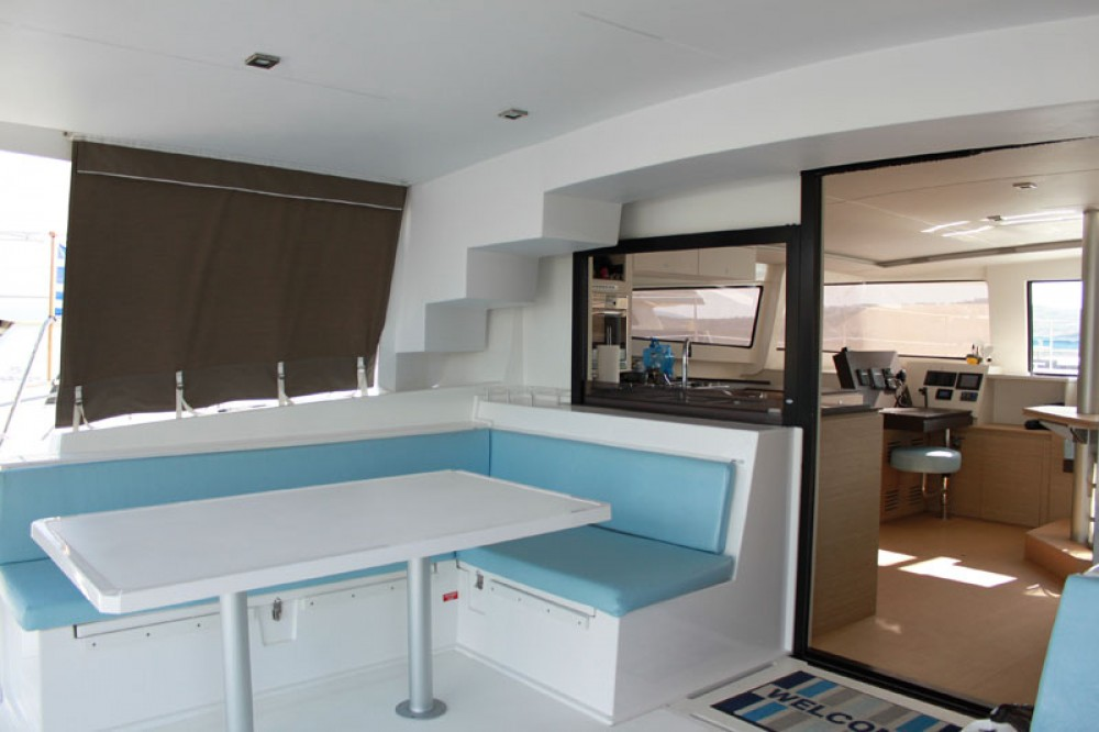 Catana Bali 4.5 te huur van particulier of professional in Le Marin