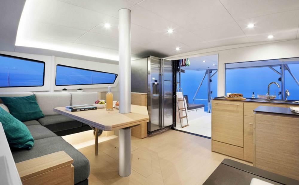 Huur Catamaran met of zonder schipper Catana in Pointe-à-Pitre