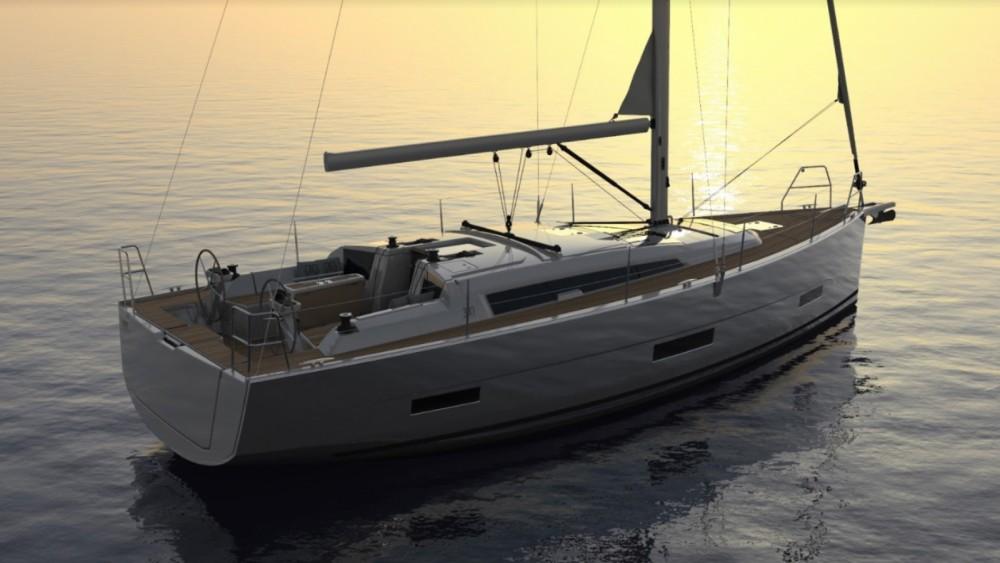 Location bateau Dufour Dufour 39 à Arnos Vale sur Samboat