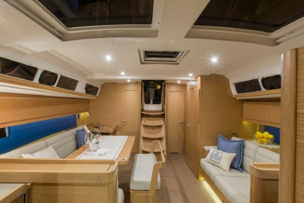 Verhuur Zeilboot in Le Marin - Dufour Dufour 460