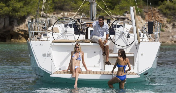 Yacht-Charter in Le Marin - Dufour Dufour 460 auf SamBoat