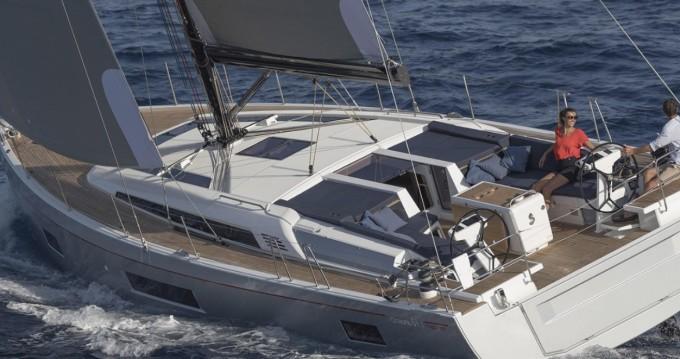 Location bateau Bénéteau Oceanis 51.1 à Airlie Beach sur Samboat