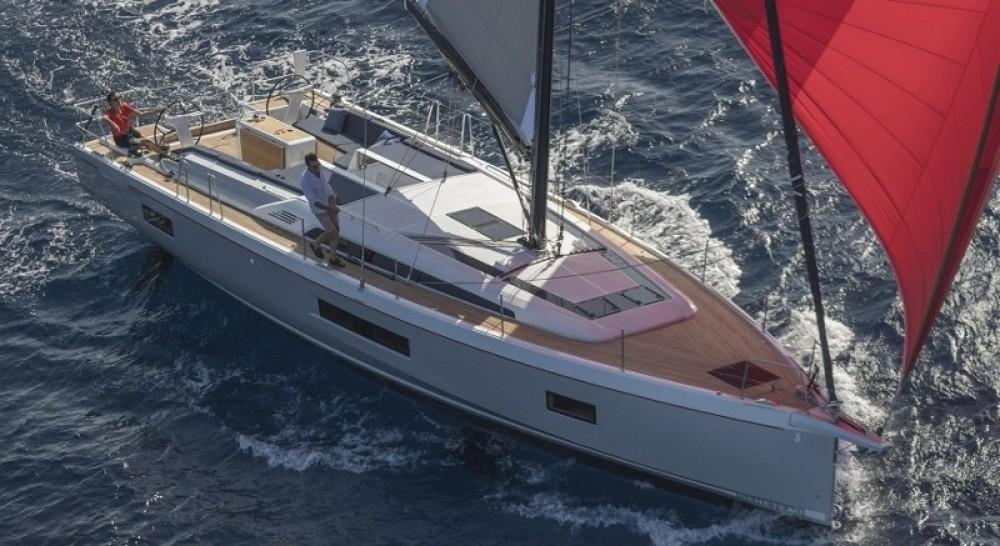 Bootverhuur Bénéteau Oceanis 51.1 in Le Marin via SamBoat