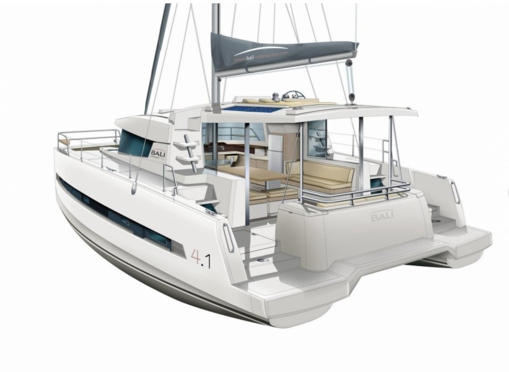 Bali Catamarans Bali 4.1 Owner Version te huur van particulier of professional in Marseille
