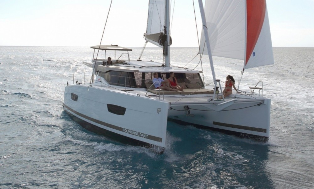 Fountaine Pajot Fountaine Pajot te huur van particulier of professional in Palma