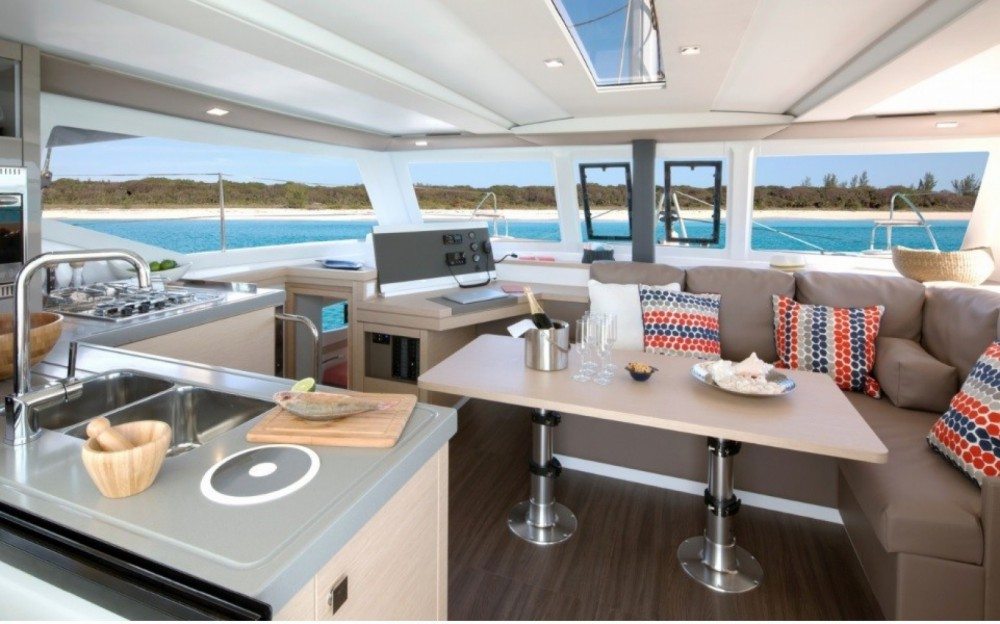Fountaine Pajot Fountaine Pajot te huur van particulier of professional in Korfoe