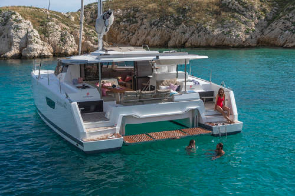 Huur Catamaran met of zonder schipper Fountaine Pajot in South Abaco