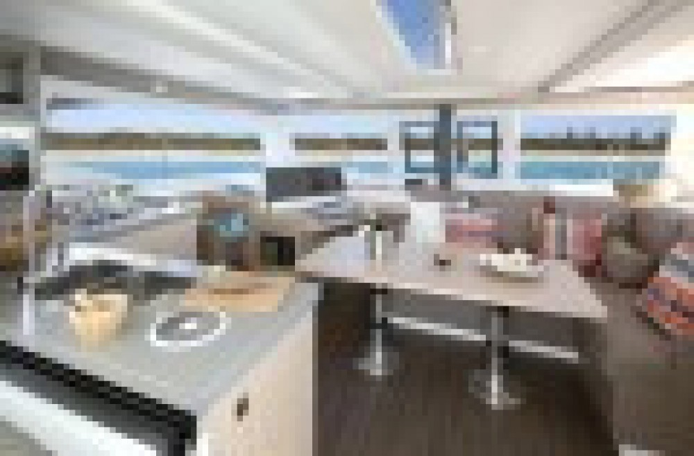 Location yacht à South Abaco - Fountaine Pajot Lucia 40 sur SamBoat