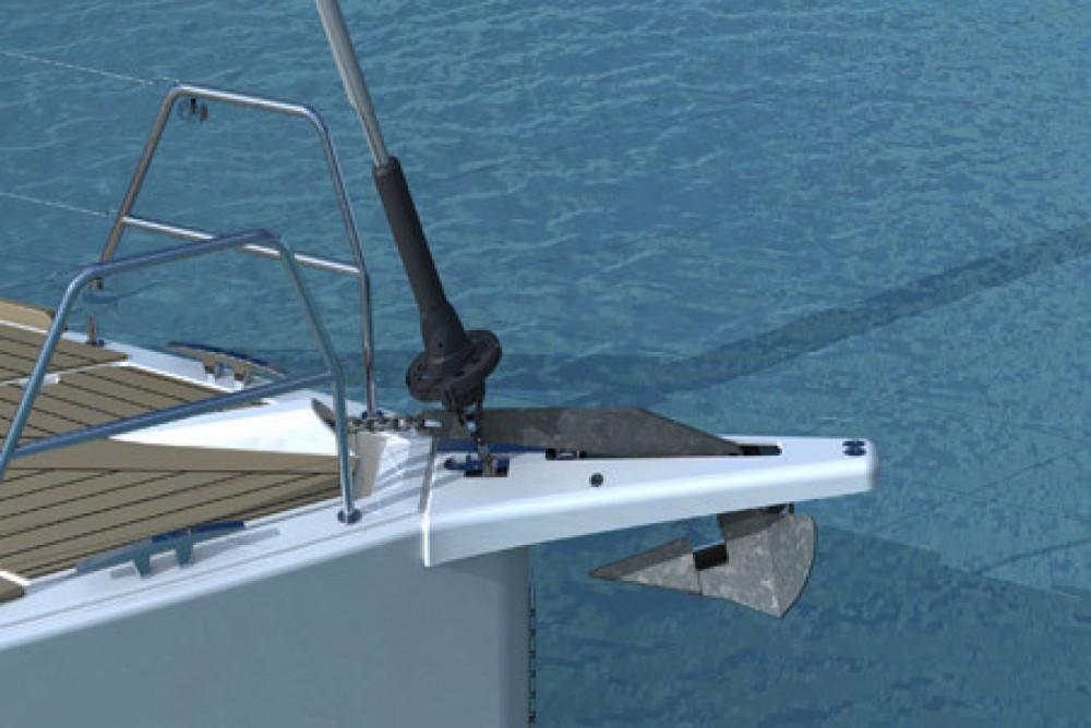 Segelboot mit oder ohne Skipper Dufour mieten in La Paz