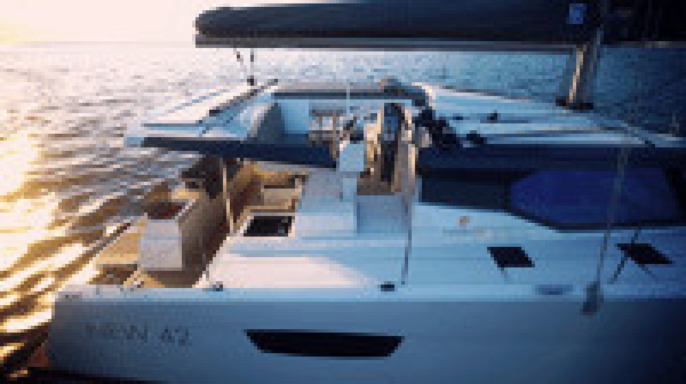 Fountaine Pajot Astrea 42 te huur van particulier of professional in St. George's