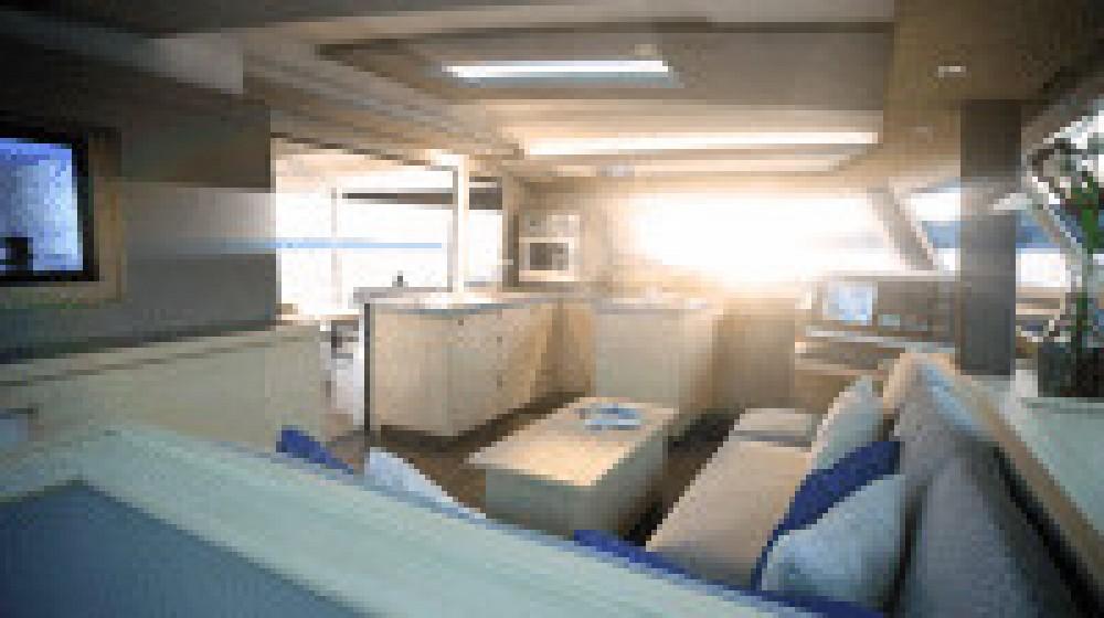 Huur Catamaran met of zonder schipper Fountaine Pajot in St. George's