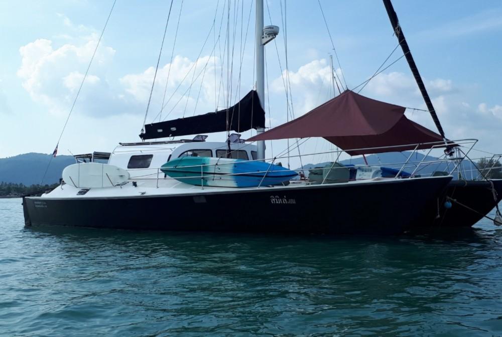 Louer Catamaran avec ou sans skipper Custom Built à Phuket