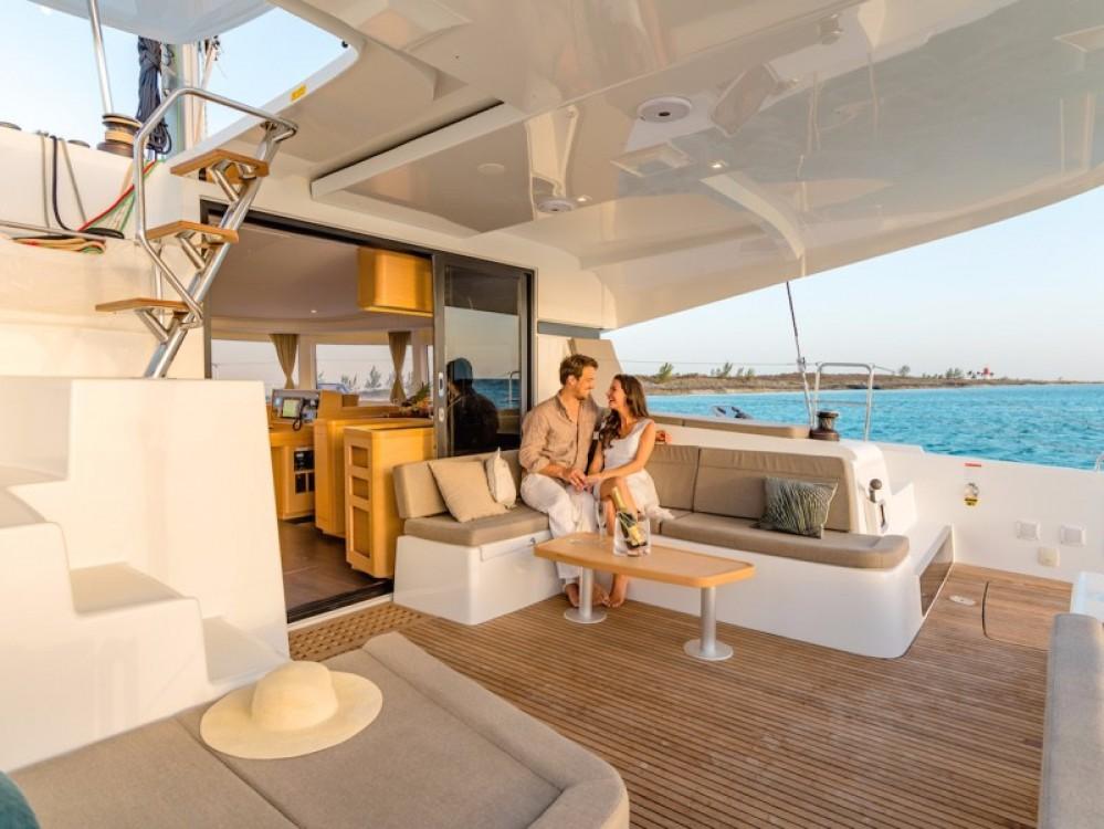 Lagoon Lagoon 42 te huur van particulier of professional in Trogir