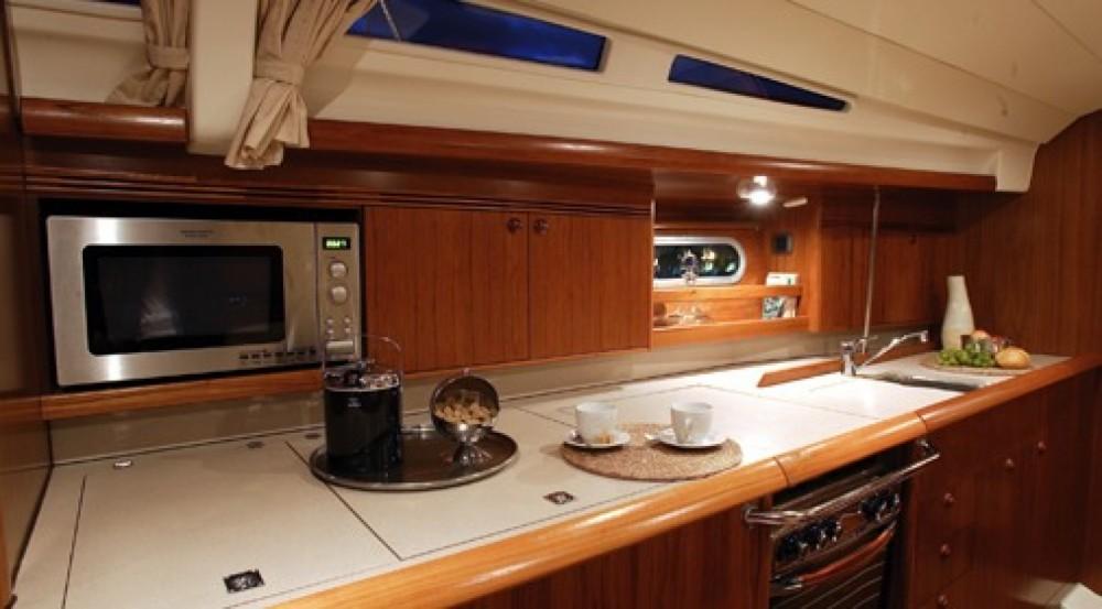 Verhuur Zeilboot in Šibenik - Jeanneau Sun Odyssey 49i