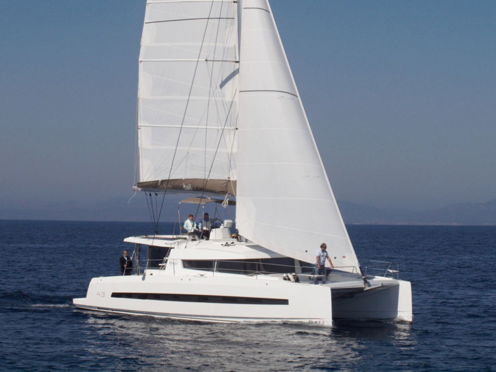 Verhuur Catamaran in Annapolis - Catana Bali 4.3 Owner Version