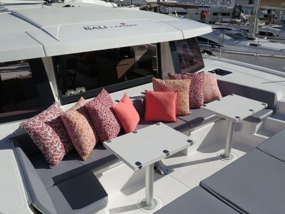 Verhuur Catamaran in South Abaco - Catana Bali 4.3 Owner Version