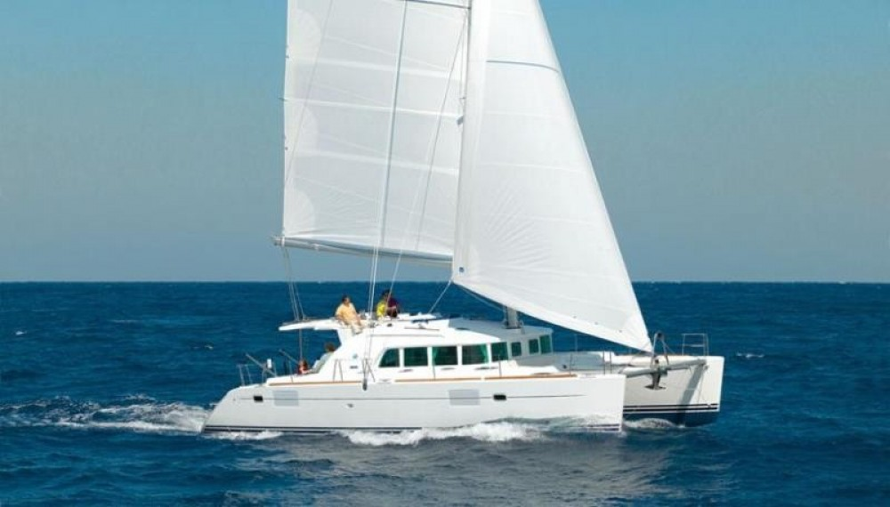Location bateau Grèce pas cher Lagoon 440