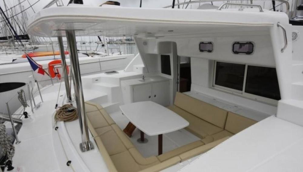 Louer Catamaran avec ou sans skipper Lagoon à Grèce