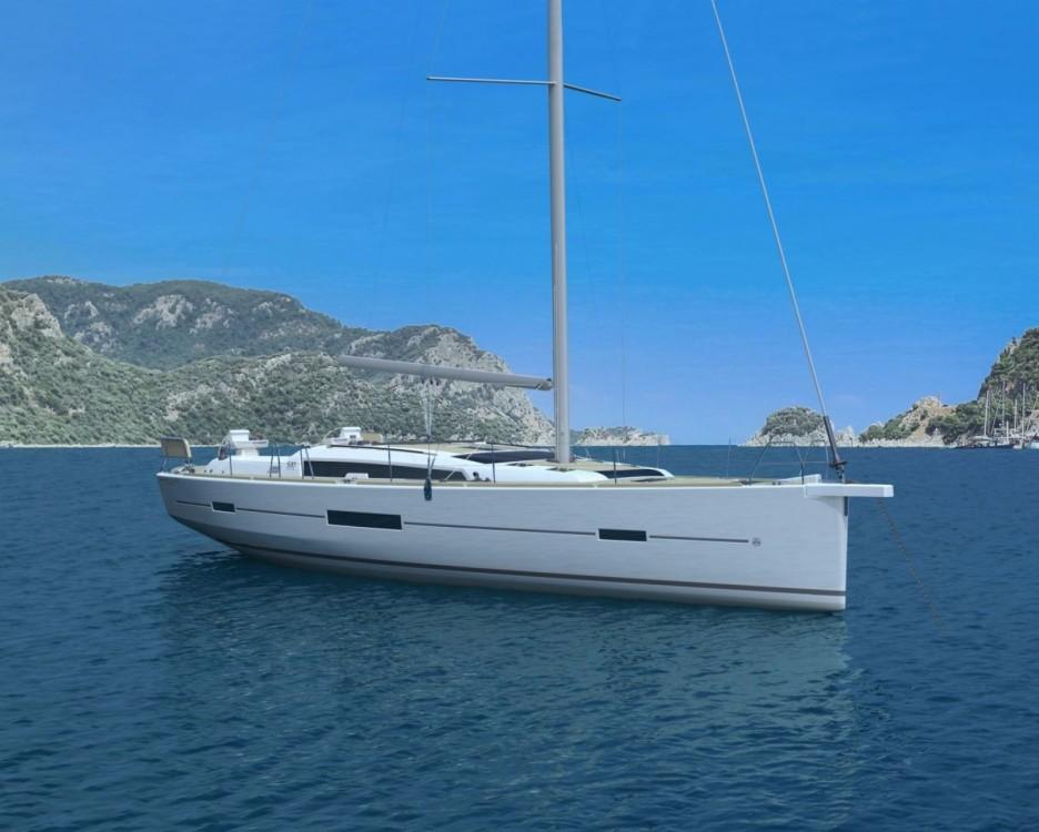 Location bateau Dufour Dufour 520 Grand Large à Saint-Mandrier-sur-Mer sur Samboat