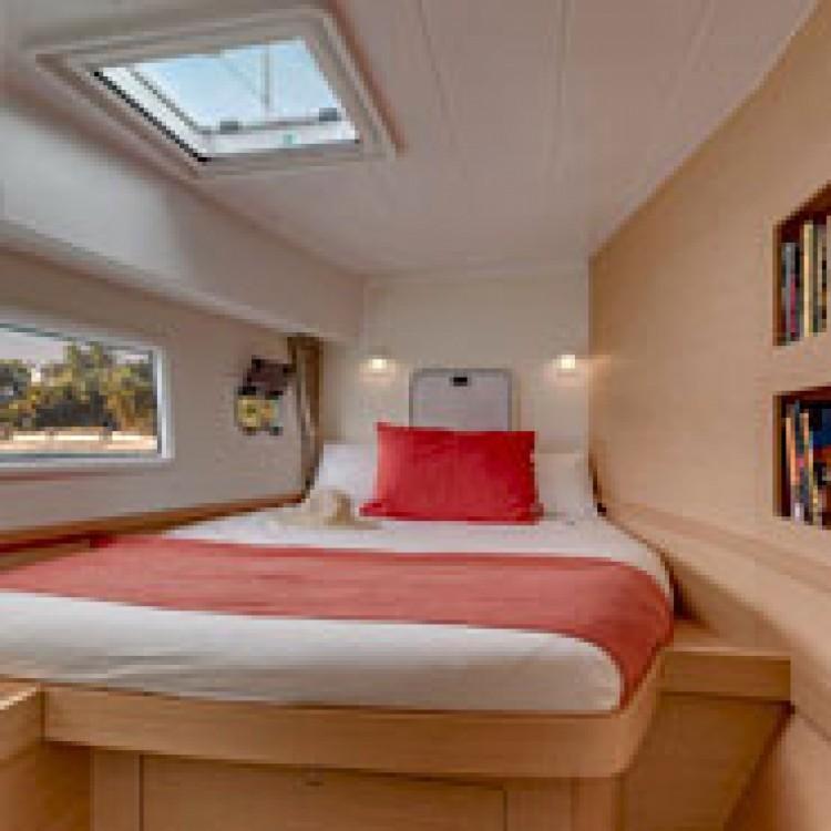 Huur Catamaran met of zonder schipper Lagoon in All Saints
