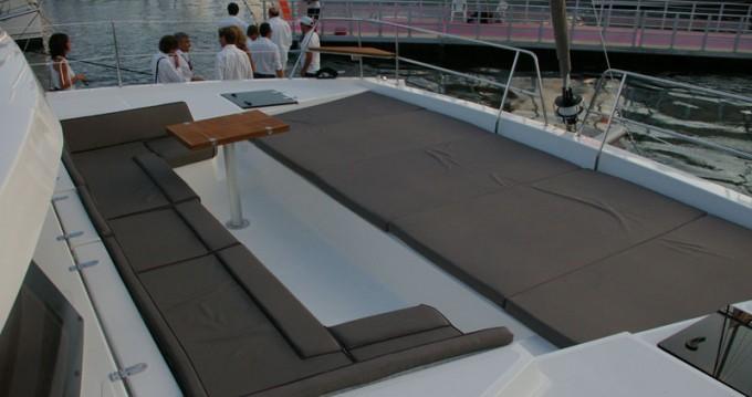 Location Catamaran à Papeete - Catana Bali 4.5