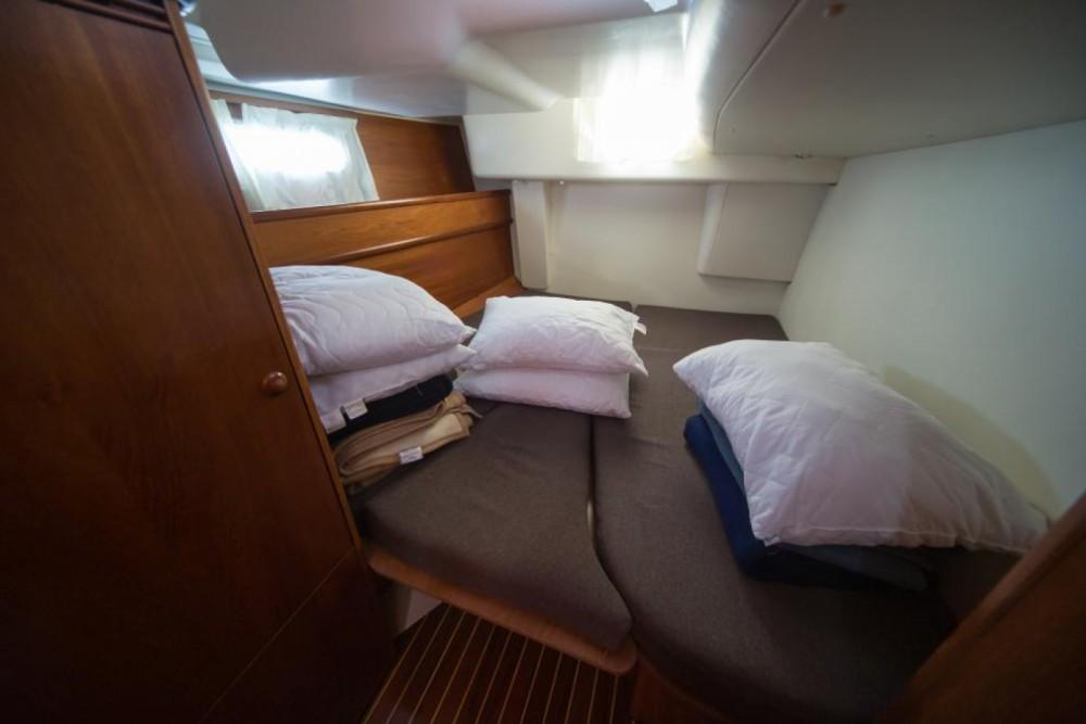 Verhuur Zeilboot in Trogir - Jeanneau Sun Odyssey 54 DS